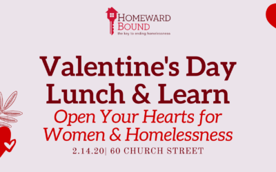 2020 Valentine's Day Lunch and Learn Announced